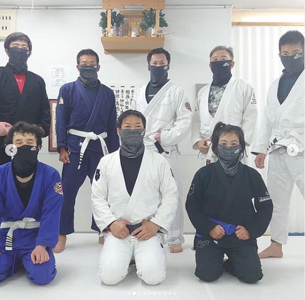 上野御徒町ブラジリアン柔術部