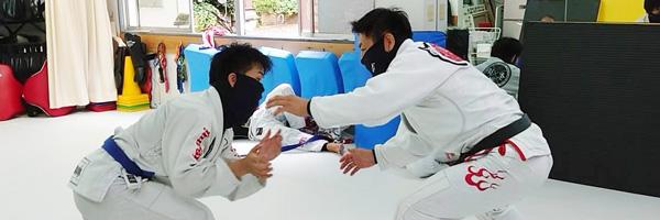 ブラジリアン柔術部 上野御徒町 小石川白山